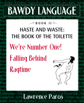 Bawdy Language mini-ebook, the book of Toilette 1