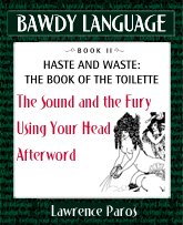 Bawdy Language mini-ebook, the book of Toilette 2