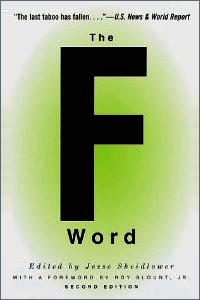bawdy language books on amazon, The F-Word book by Jesse Sheidlower and oss MacDonald
