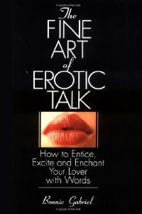 bawdy language books on amazon, The Fine Art of Erotic Talk