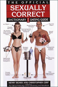 bawdy language books on amazon, The Official Sexually Correct Dictionary