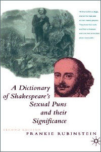 bawdy language books on amazon, A Dictionary of Shakespeare Sexual Puns and Their Significance