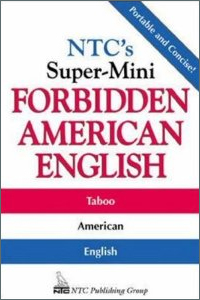 bawdy language books on amazon, Forbidden American English