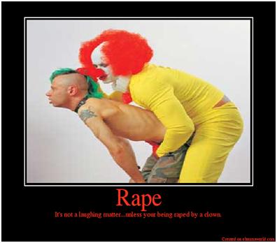 rape is rape