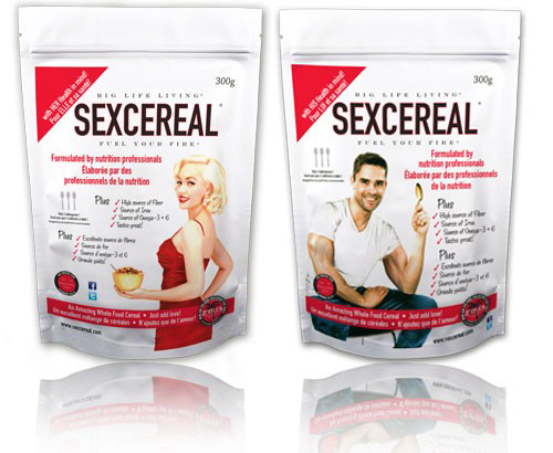 bawdy sexcereal