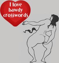 bawdy crosswords